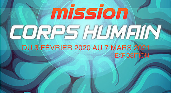 Lg visuel affiche expo mission corps humain pds